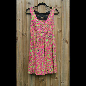 NWT Betsey Johnson Rose Dress